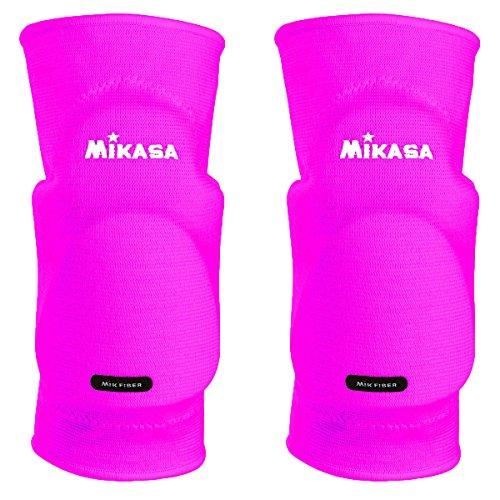 Mikasa-Ginocchiere Kobe, Unisex, Knieschoner KOBE, Rosa fluo