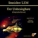 Der Unbesiegbare: Utopischer Roman   Stanislaw Lem