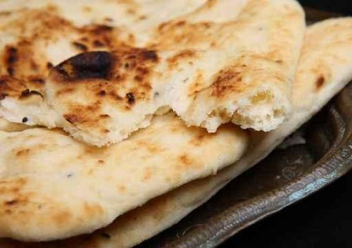 Indian Naan Bread - 18