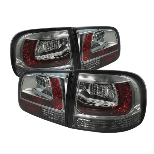Spyder Auto Alt-Yd-Vtou04-Led-Sm Volkswagen Touareg Smoke Led Tail Light