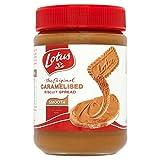 Lotus Smooth Caramelised Biscuit Spread 400g (Pack of 3)