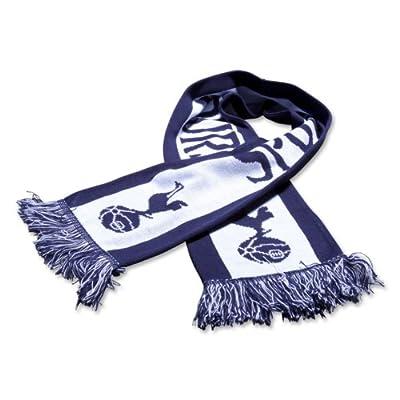 Tottenham Hotspur FC EPL Big Logo Fan Scarf