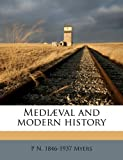 img - for Mediaeval and Modern History Volume 1 book / textbook / text book