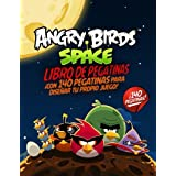 Angry Birds Space: Libro de pegatinas de Rovio Entertainment Oy (18 de julio de 2012)