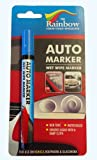 BLUE AUTO MARKER - Removable ink from Body Panels & Windscreens