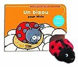 echange, troc Pauline Oud - Le petit livre qui fait des bizz-bisous : Un bisou pour Ninie - Dès 2 ans (Eveil / Livre objet)