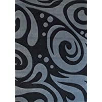 Modern Area Rug Design Beryl # F060 Anthraci
