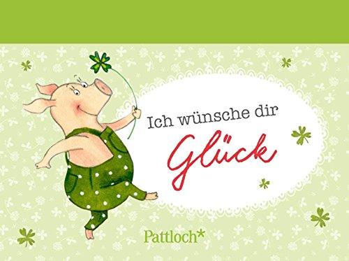 Gustav Glücksschwein: Ich wünsche dir Glück: Mini-Aufstellbuch