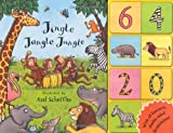 Jingle Jangle Jungle Dominoes! (0230743994) by Scheffler, Axel