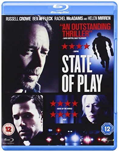 State of Play [Blu-ray] [UK Import]