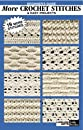 Beginner's Guide More Crochet Stitches & Easy Projects