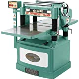 Grizzly G1033X 5-HP Spiral Cutterhead Planer, 20-Inch image