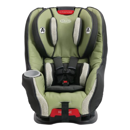 Graco Size4Me 65 Convertible Car Seat, Go Green - Reviews, Questions ...