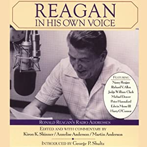 Reagan in His Own Voice Audiobook