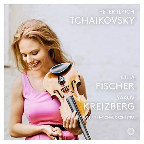 Vinilo : TCHAIKOVSKY / FISCHER / KREIZBERG - Tchaikovsky (2 Discos)