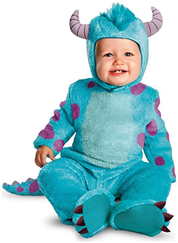 [58761 (12-18 Months) Sulley Infant] (Sully Monsters Inc Costume Toddler)