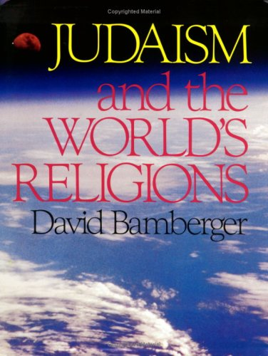Judaism and the World s Religions087441685X