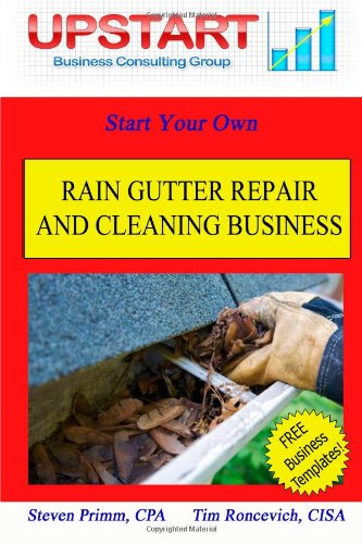 Rain Gutter Repair and Cleaning Business