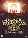 echange, troc  - The Black Eyed Peas : Live from Sydney to Vegas