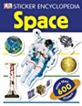 Sticker Encyclopedia Space