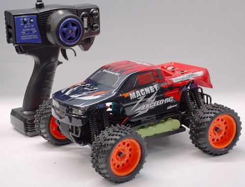1/16 2.4Ghz Exceed RC Magnet EP Electric RTR Off Road Truck (COLOR SENT AT RANDOM)