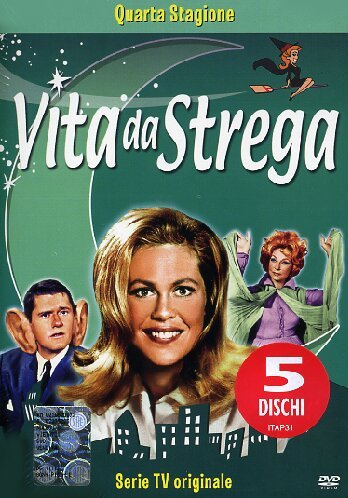 Vita da strega Stagione 04 [5 DVDs] [IT Import]