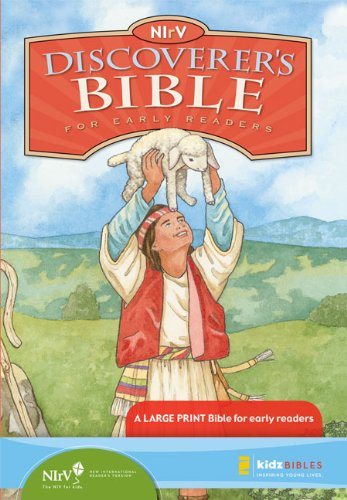 NIrV Discoverer's Bible for Young Readers