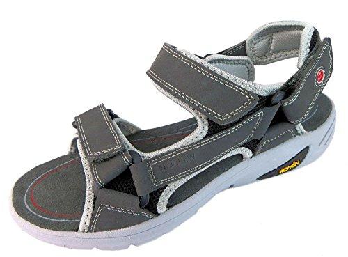 hi-tec-vl-walk-lite-ranger-da-uomo-open-toe-sandali-grigio-grey-40