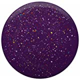 "Confetti 11"" Dinner Plate (Set of 6) Color: Grape"