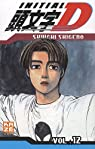 Initial D, tome 12