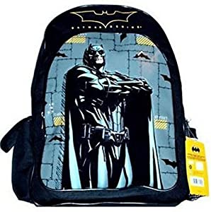 Batman Big Backpack with a Bottle (81324yl) at Gotham City Store
