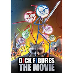 Dick Figures the Movie
