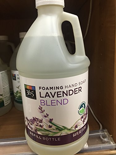 365-everyday-value-foaming-hand-soap-lavender-blend-refill-bottle-by-whole-foods-market-austin-tx
