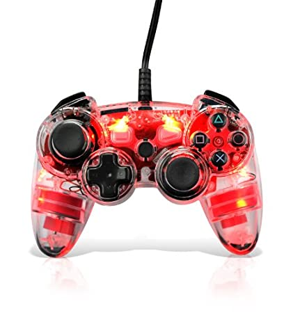 Afterglow AP.1 Controller for PS3 - Red