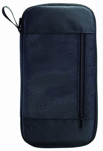 Lewis N. Clark Luggage Rfid Document Organizer, Black, One Size