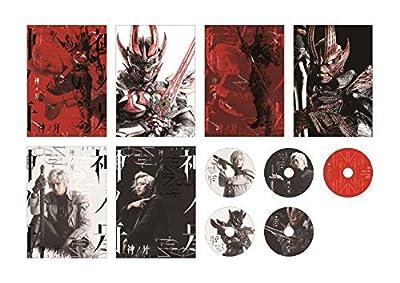 神ノ牙-Jinga- Blu-ray Box