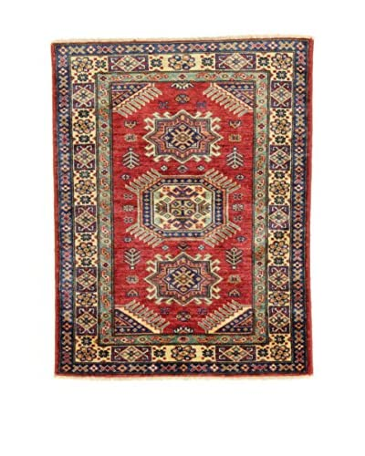 Eden tapijt Kazak Super Red 86 x 111 cm