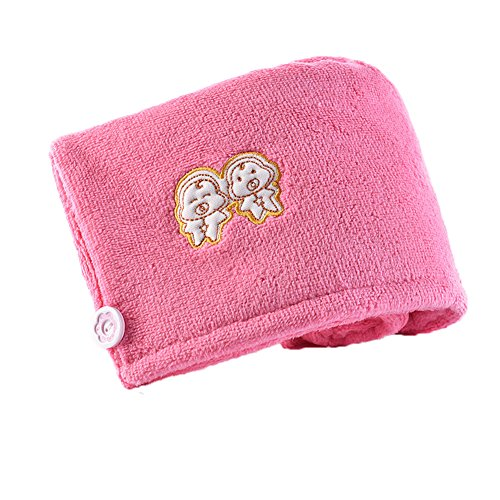 gardening-spring-women-thicken-constellation-embroidery-absorbent-dry-hair-cap-gemini