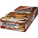 Clif Bar Builder's Chocolate Hazelnut Protein Bars - Box of 12 - chocolate hazelnut, one size