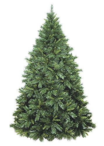 Albero Di Natale 240 Cm.Albero Di Natale Quebec H 240 Cm 1871 Rami Prezzi E Offerte Market Patentati
