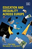img - for Education and Inequality Across Europe book / textbook / text book
