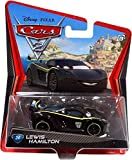 Disney/Pixar Cars 2 Movie Lewis Hamilton #24 1:55 Scale