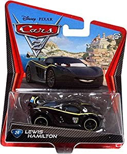 Disney Cars 2 Cast 01:55 - Lewis Hamilton