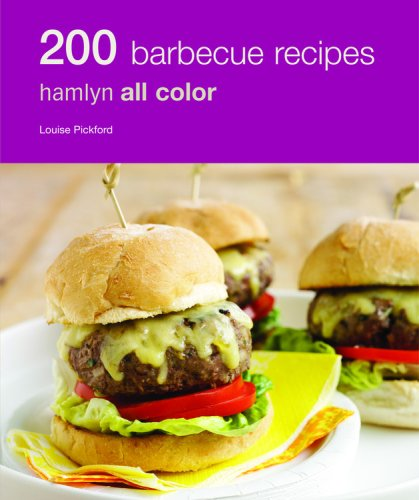 200 BBQ Recipes: Hamlyn All Color (Hamlyn All Color 200)
