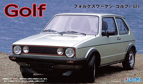 1/24 リアルスポーツカーシリーズNo.58 フォルクスワーゲン ゴルフI GTI