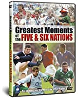 Greatest Moments of the FIVE & SIX NATIONS (DVD)