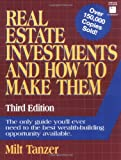 Real Estate Investments and How to Make Them