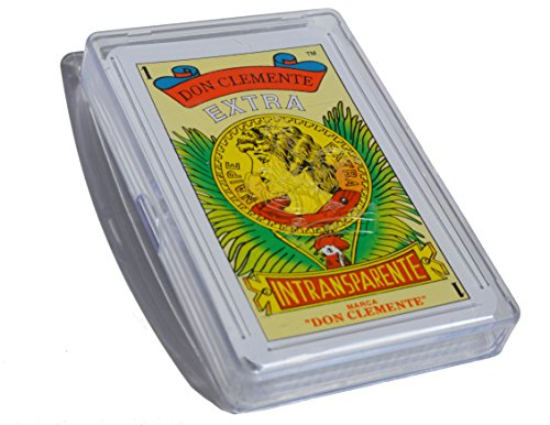 Don Clemente Intransparente Mexican Card Game - 1