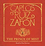 Carlos Ruiz Zafon The Prince Of Mist