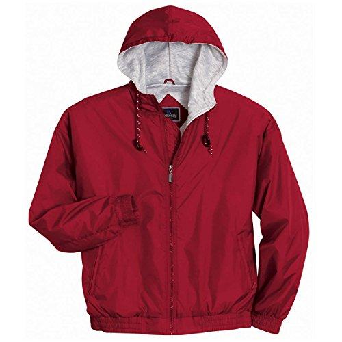 BOYS' TRIUMPH JACKET Holloway Sportswear L Cardinal/Ash Heather